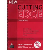 Cutting Edge Elementary Teachers Book New Edition and Test M, Eales, Frances