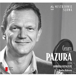 Kubuś Fatalista. Audiobook (płyta CD, format mp3) (ilość stron 32)