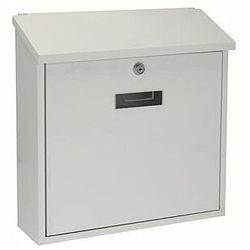 Perel skrzynka pocztowa - monaco - biała
