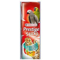 prestige sticks kolby owoce egzotyczne dla dużych papug 2szt/140g marki Versele laga