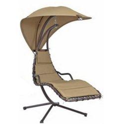 Vs Fotel bujany lea 1000312 beżowy/antracyt + darmowy transport! (5902431000312)