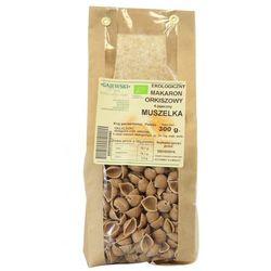 MAKARON MUSZELKA JAJECZNA (ORKISZ) BIO 300 g - GAJEWSKI z kategorii Kasze, makarony, ryże