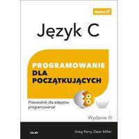 Język C. Programowanie dla początkujących, oprawa miękka