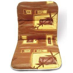 poduszka na krzesło 100x50, wzór marki V-garden