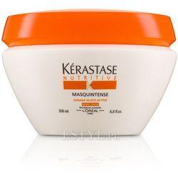 [bez pudełka] masquintense - maska odżywcza do włosów grubych 200ml, marki Kerastase