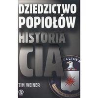 Dziedzictwo popiołów Historia CIA (opr. twarda)