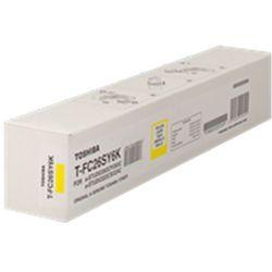 Toshiba toner Yellow TFC26SY2K, T-FC26SY2K, 6B000000341 (materiały eksploatacyjne do faxów)