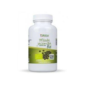 Tabletki Młody jęczmień 500 mg BIO - 250 tabl
