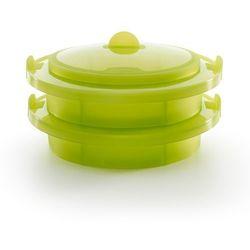 Lekue  - zestaw do gotowania na parze - zielony, kategoria: szybkowary