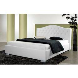PRINCESS łóżko tapicerowane 140 cm z pojemnikiem
