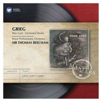 Peer Gynt Etc - The Royal Philharmonic Orchestra z kategorii Muzyka klasyczna - pozostałe