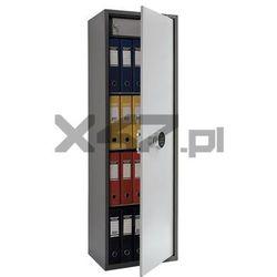 Sejf elektroniczny na segregatory sl 150t el valberg marki Promet
