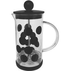 Zak! designs Zak!- kawiarka, 350ml, czarna, dot dot