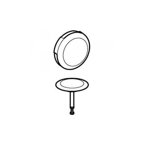 Geberit Zestaw wykończeniowy syfonu wannowego, chrom błyszczący 150.221.21.1, kup u jednego z partnerów