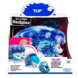 Cobi, Zoomer jeżyk Flip, maskotka interaktywna, niebieski
