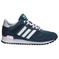 Buty Adidas ZX 700 W (S78940) - S78940, kolor niebieski