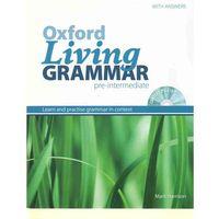 Oxford Living Grammar Pre-Intermediate. Podręcznik + CD, Mark Harrison