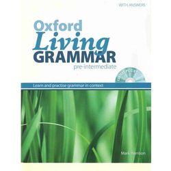 Oxford Living Grammar Pre-Intermediate. Podręcznik + CD (Mark Harrison)
