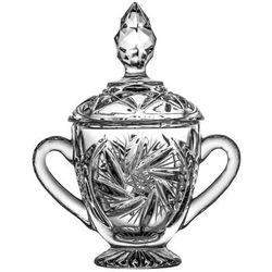 Cukiernica kryształowa z wieczkiem (4680) marki Crystal julia