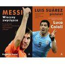 Messi / Suarez Pakiet - Jeśli zamówisz do 14:00, wyślemy tego samego dnia. Darmowa dostawa, już od 99,99 zł. (9788324160976)