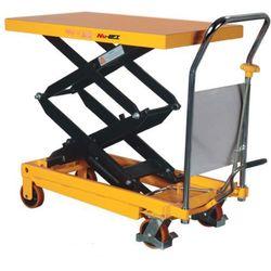 B2b partner Podnośny stół o maksymalnym obciążeniu 700 kg