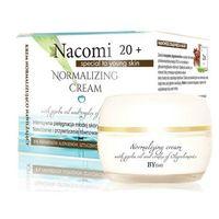 Krem arganowy 20+ normalizująco- matujący 50 ml Nacomi ()