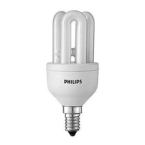 Philips Świetlówka kompaktowa Genie 2700K E14 5W (25W) (świetlówka)