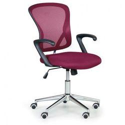 Krzesło biurowe stylus, czerwony marki B2b partner