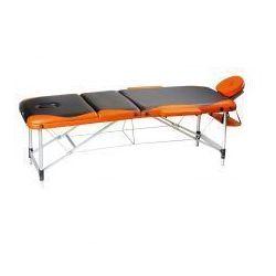 Stół do masażu pomarańczowy Home&Garden 770870
