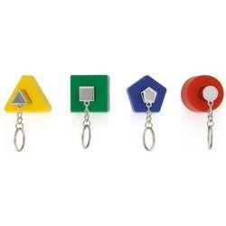 J-me Wieszaki na klucze shape 4 szt. kolorowe