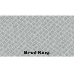 Mata pod grilla Broil King srebrna