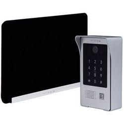 Vidos Zestaw wideodomofonu z czytnikiem rfid i szyfratorem s20da monitor 7'' m690 czarny