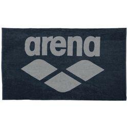 arena Pool Soft Ręcznik, navy-grey 2019 Ręczniki i szlafroki sportowe (3468336100301)