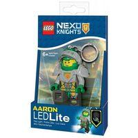 Nexo knights brelok - latarka - aaron marki Lego