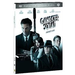Gangster Squad. Pogromcy mafii [DVD] Premium Collection z kategorii Sensacyjne, kryminalne