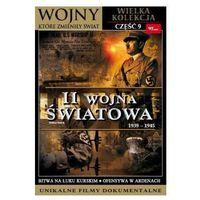 II Wojna Światowa, Bitwa na Łuku Kurskim, Ofensywa w Ardenach (DVD) - Imperial CinePix