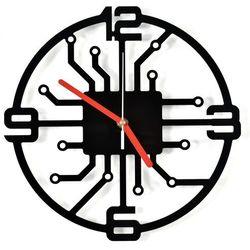 Nowoczesny zegar ścienny roboto akrylowy plexi marki Woodwaycrafts