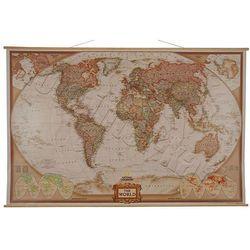 World Executive National Goographic Świat mapa ścienna National Goographic z kategorii mapy
