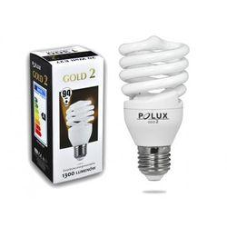 Świetlówka energooszczędna POLUX GOLD 2 mini 20W E27 - produkt dostępny w LUKE HOME DESIGN Architekci Światła
