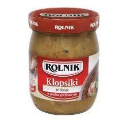Rolnik Klopsy w sosie grzybowym 550 ml