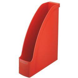 Pojemnik na dokumenty Leitz Plus A4/7cm 2476-20 jasny czerwony - produkt z kategorii- Pudła i kartony archiwi