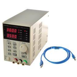Zasilacz laboratoryjny KORAD KA3005P 0-30V 5A komunikacja z PC pami?? 5 profili zasilania, kup u jednego z par