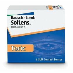 Soczewki Soflens Toric 6 szt z kategorii Soczewki kontaktowe