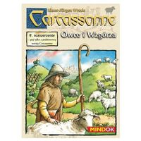 HANS IM GLUCK Carcassonne: 9. dodatek - Owce i Wzgórza (edycja polska)