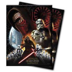 Procos Obrus urodzinowy star wars - the force awakens - 120 x 180 cm - 1 szt. (5201184862162)