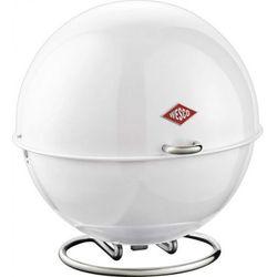 Wesco SUPERBALL Chlebak - Pojemnik na Pieczywo - Biały - sprawdź w wybranym sklepie