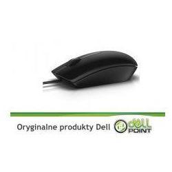 Mysz optyczna  ms116 - czarna marki Dell