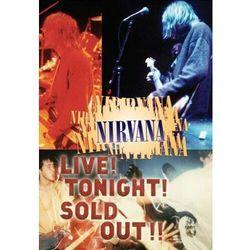Nirvana - live! tonight! sold out! od producenta Universal music