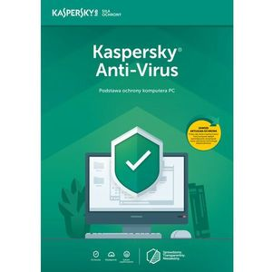 antivirus 5pc/1rok marki Kaspersky