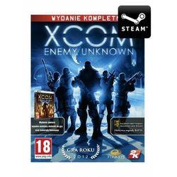 Cenega Xcom: enemy unknown wydanie kompletne pl - klucz